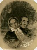 Portrait of a couple Jacobi