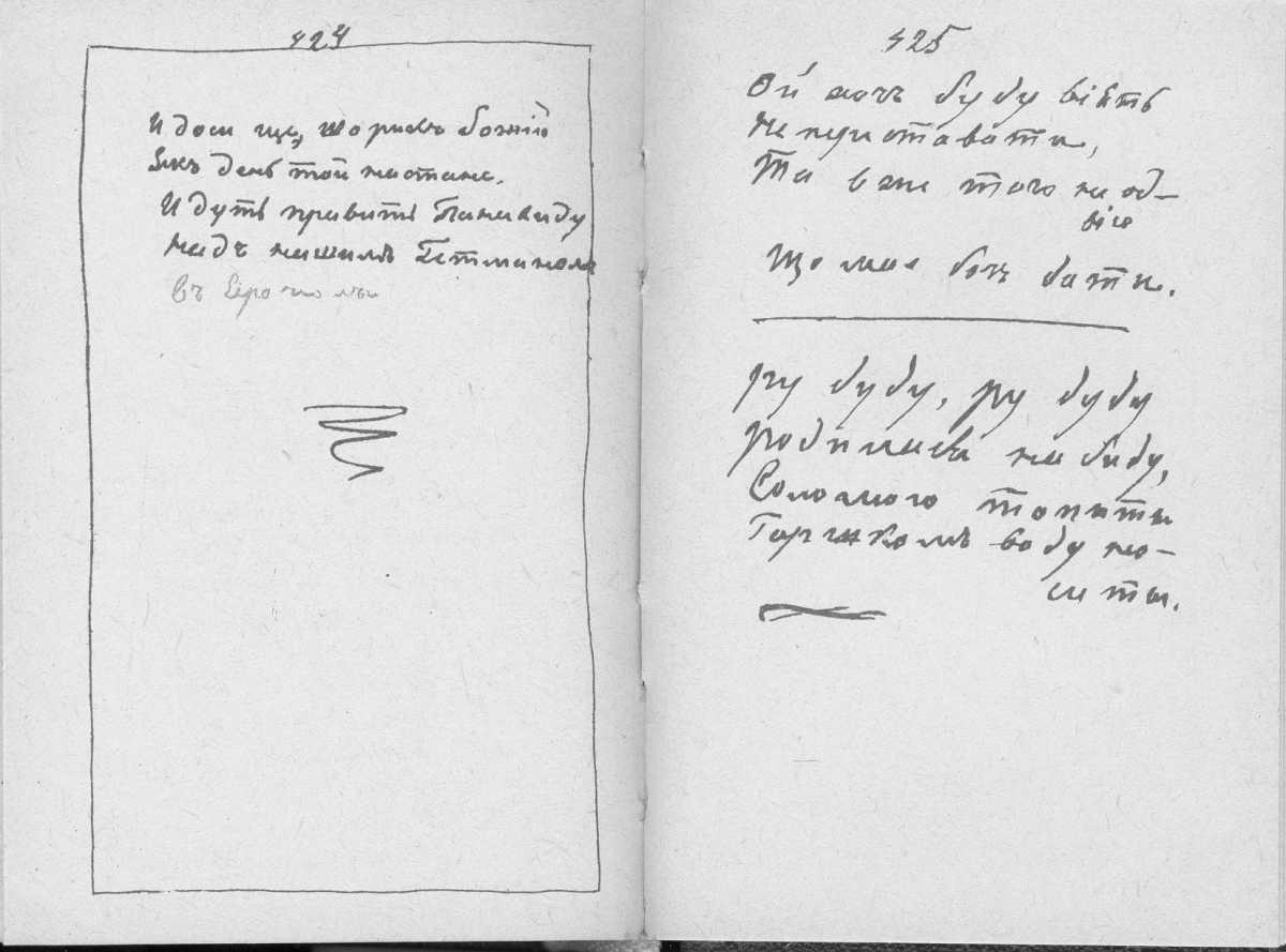 «Мала книжка» Т. Шевченка. С. 424 –…