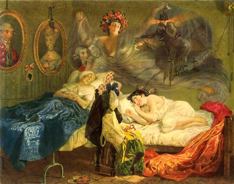 Taras Shevchenko. Dream of grandmother…