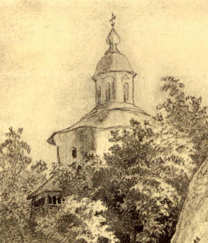 Тарас Шевченко. Михайлівський собор
