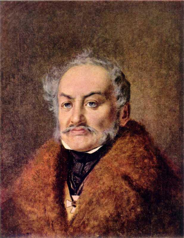 Тарас Шевченко. Портрет М. Г. Репнина
