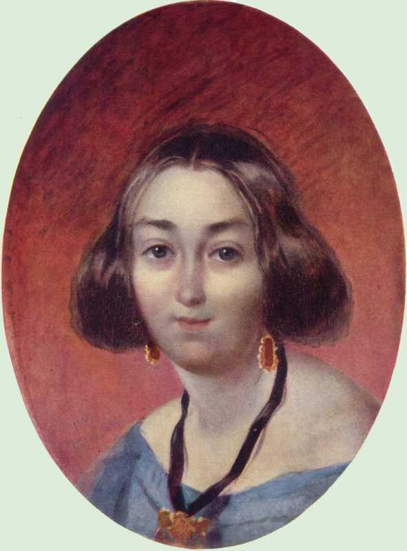Тарас Шевченко. Портрет Г. І.…