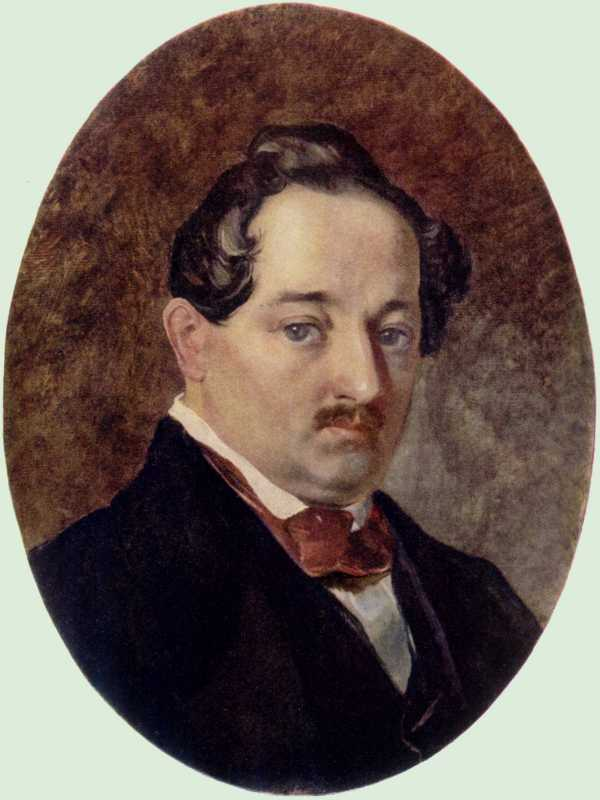 Taras Shevchenko. Portrait of P. A.…