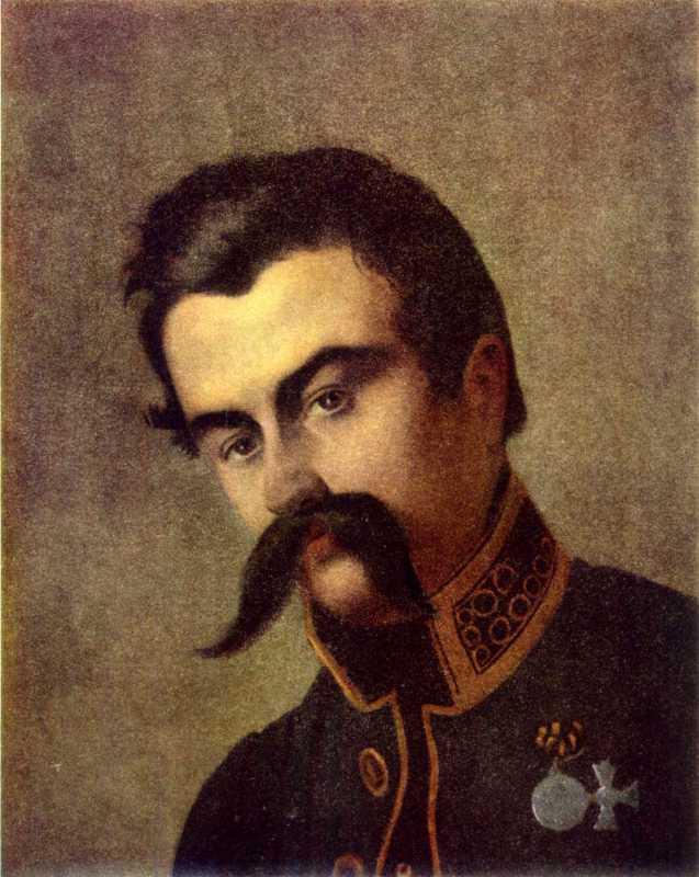 Тарас Шевченко. Портрет Й. Ф.…