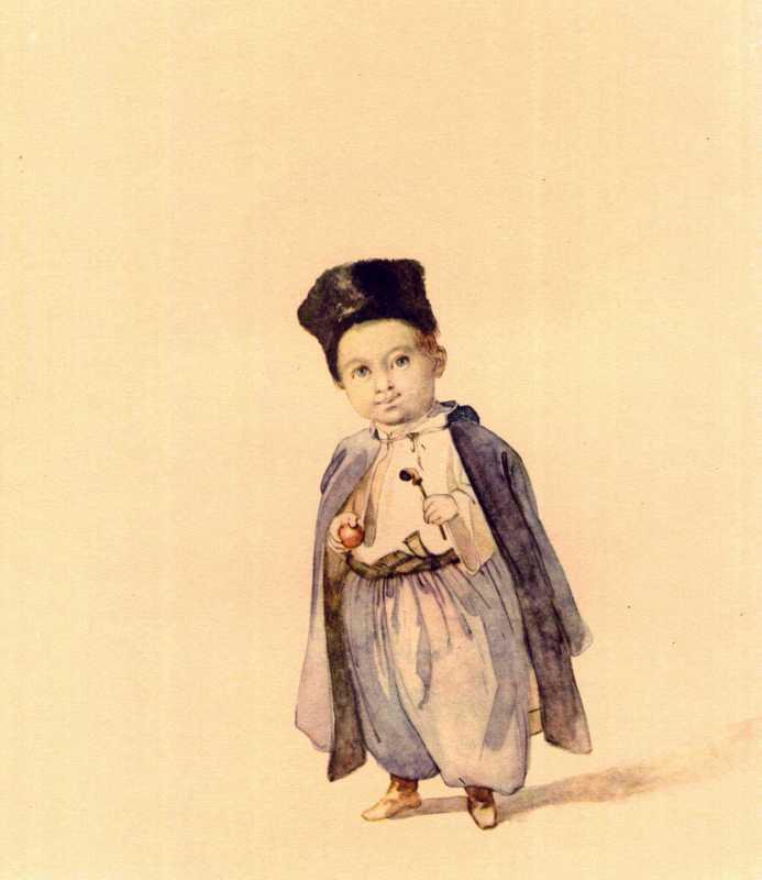 Taras Shevchenko. Portrait of G.…