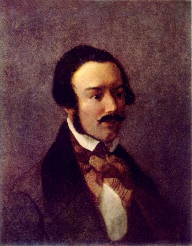 Taras Shevchenko. Portrait of A. A.…