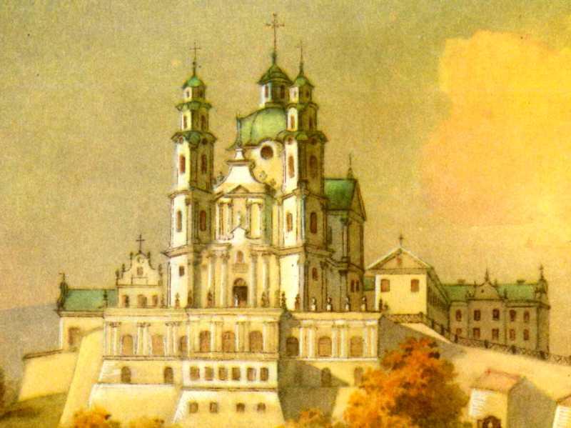 Тарас Шевченко. Успенський собор