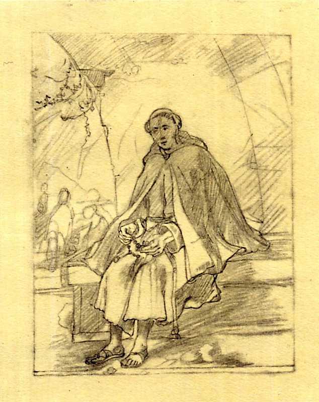 Тарас Шевченко. Католицький чернець.…