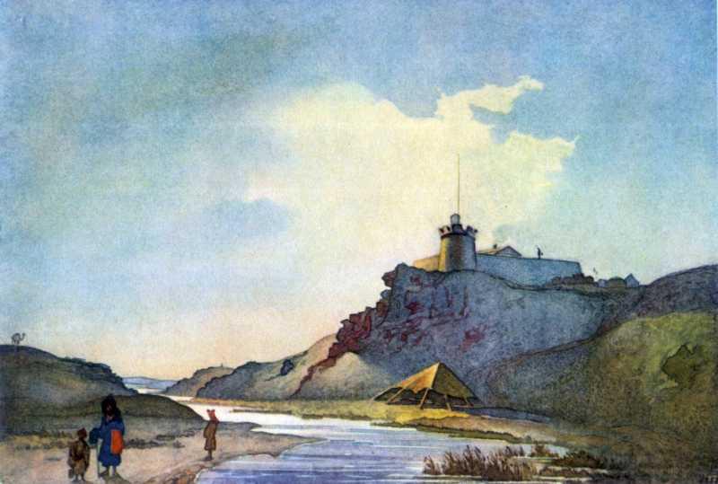 Taras Shevchenko. Fort Kara Butak