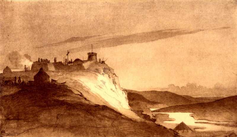 Тарас Шевченко. Форт Кара-Бутак (2)
