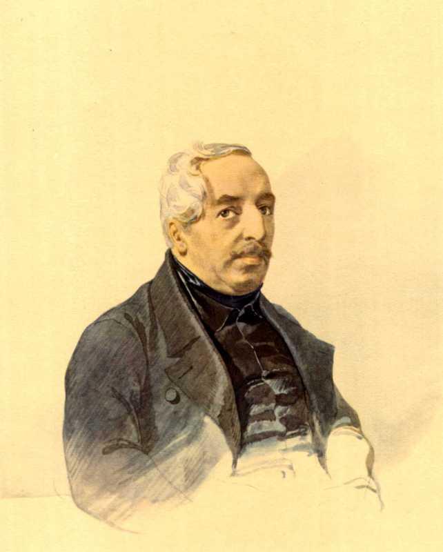 Taras Shevchenko. Portrait of A. V.…
