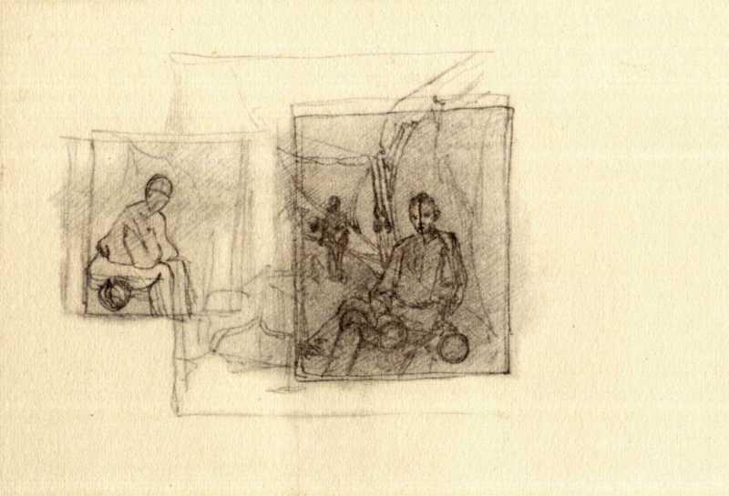 Тарас Шевченко. Чоловік на палубі…