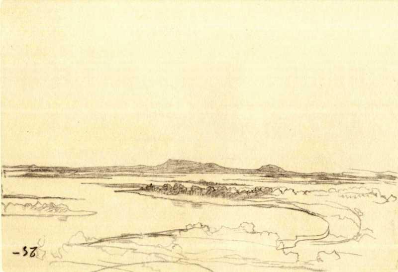 Taras Shevchenko. Shore of the Aral…