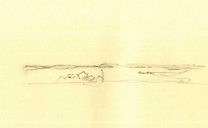 Тарас Шевченко. Залив Аральского моря…