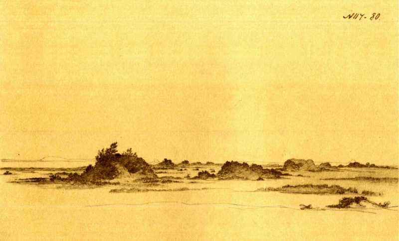 Тарас Шевченко. Остров Николая (2)