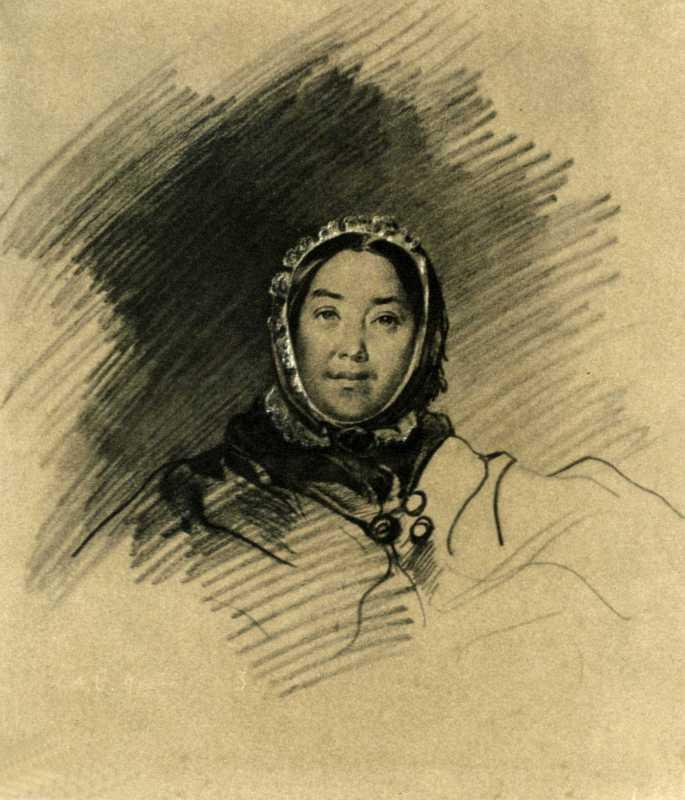 Taras Shevchenko. Portrait of C. N.…