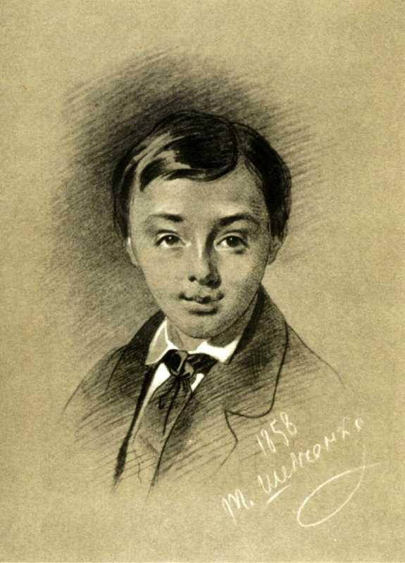Тарас Шевченко. Портрет Б.…