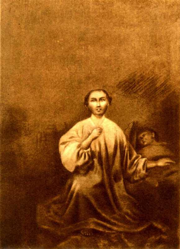 Taras Shevchenko. Mother's prayer