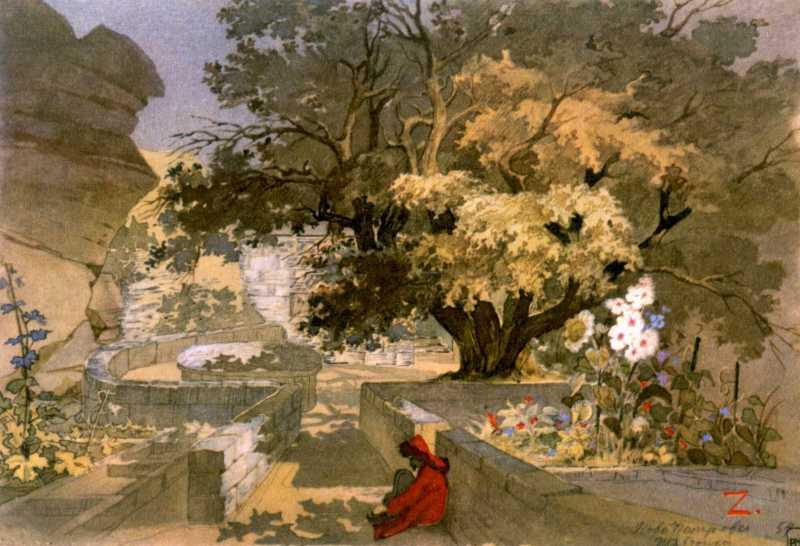 Taras Shevchenko. Mangyshlak garden (12)
