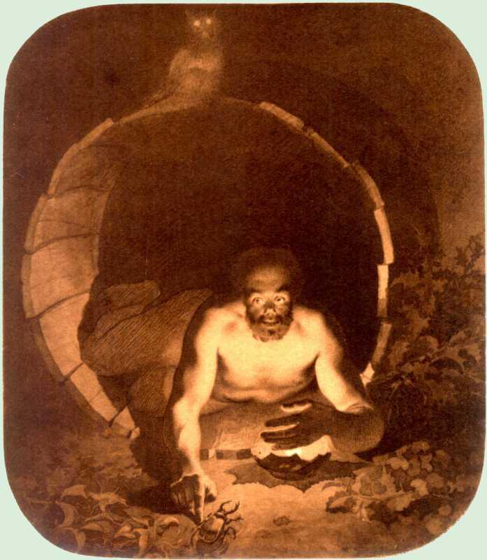 Taras Shevchenko. Diogenes