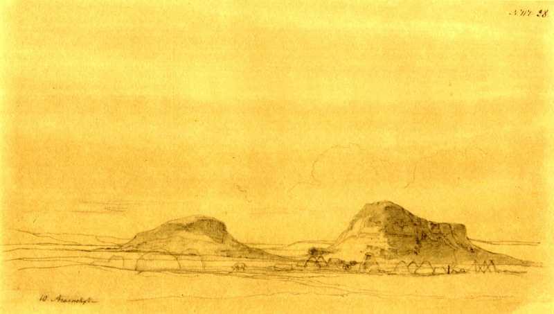 Taras Shevchenko. Mountains in…