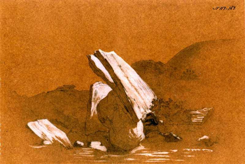 Taras Shevchenko. Rocks (3)