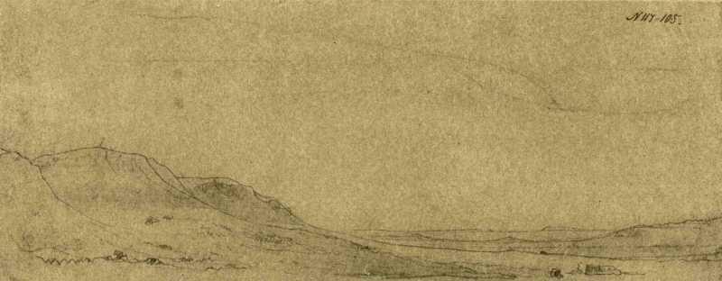 Taras Shevchenko. Landscape near…