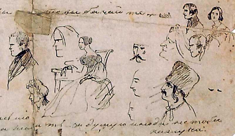 Taras Shevchenko. Sketches on the…